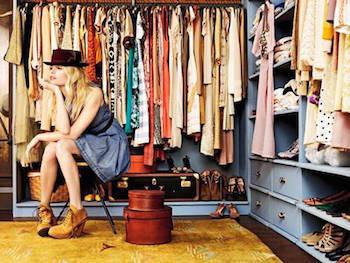 クローゼット診断で似合う洋服だけのクローゼット作りをお手伝い♡