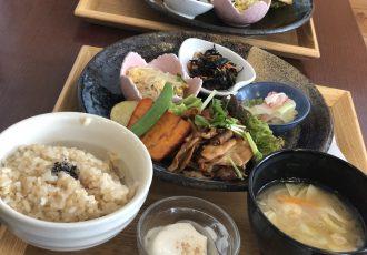 【おススメ】体にうれしい玄米&野菜食堂-玄三庵-