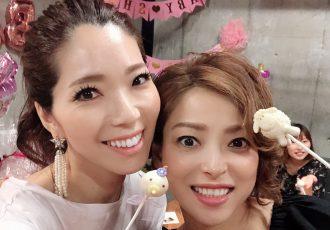 薫姫のベビーシャワーと新たな目標♡名古屋でアーガイルメイク